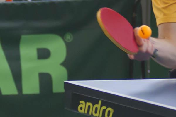 Ein weiterer Tischtennis-Europapokalabend in Windhagen