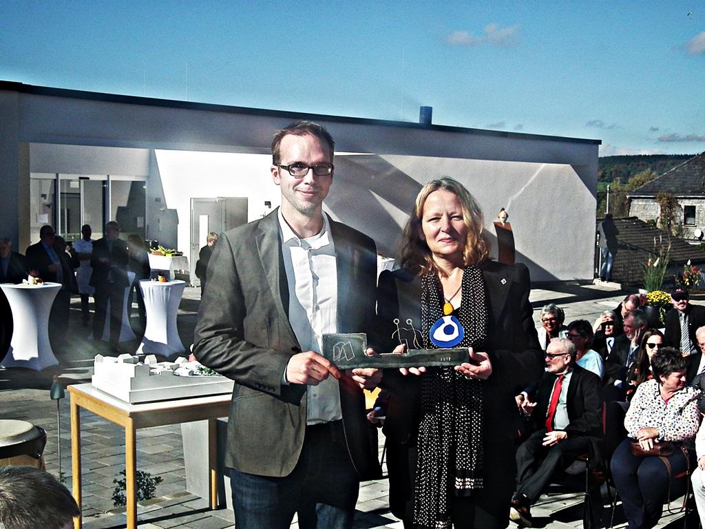 Neue Tagesförderstätte in Steckenstein feierlich eingeweiht