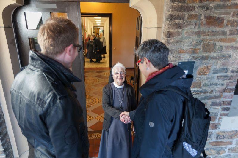 Offenes Kloster bei den Waldbreitbacher Franziskanerinnen