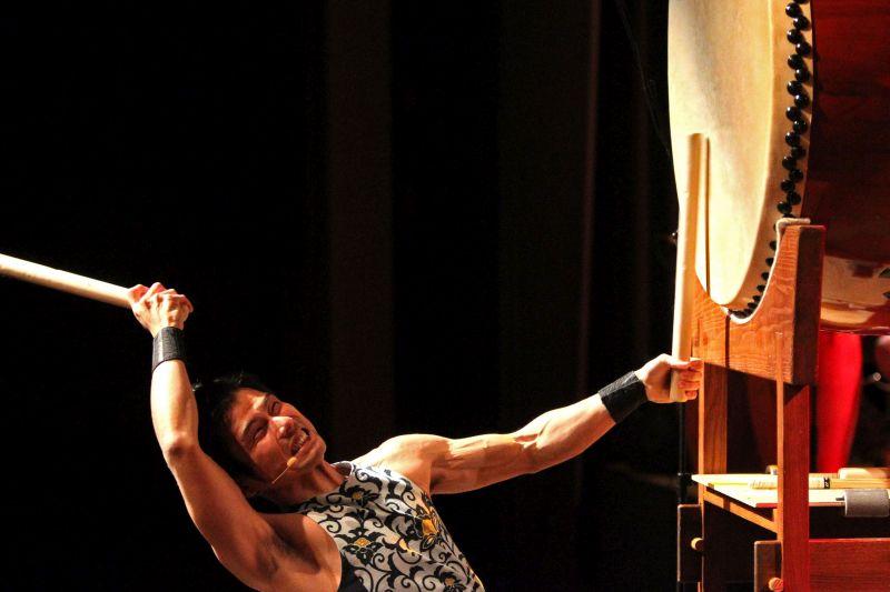 Taiko aus Japan. Fotos: Veranstalter