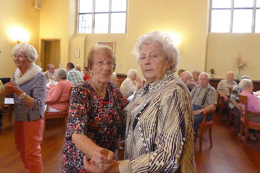 Tanztee in der Senioren-Residenz Sankt Antonius