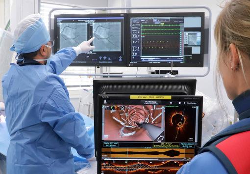 Jung-Stilling-Kardiologie lädt zum Tag der offenen Tür