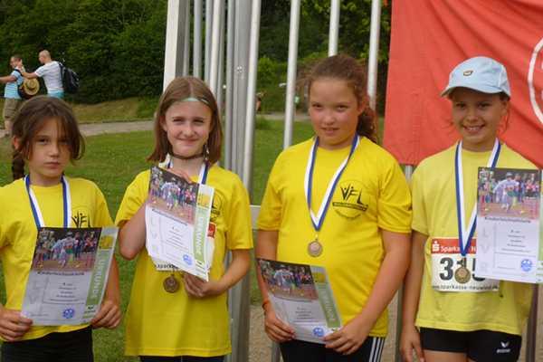 Tagessiege für den VfL bei Meisterschaften in Dierdorf