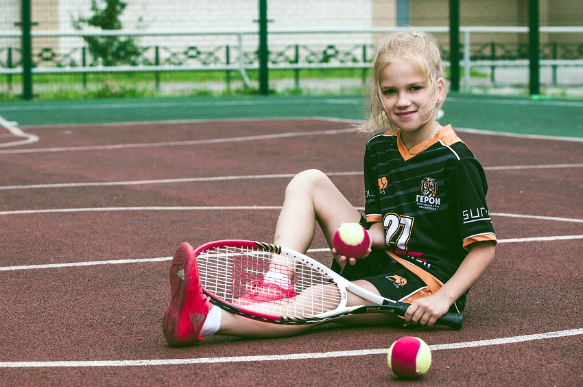 Tennis-Sommer-Camp der SG Westerwald in Gebhardshain