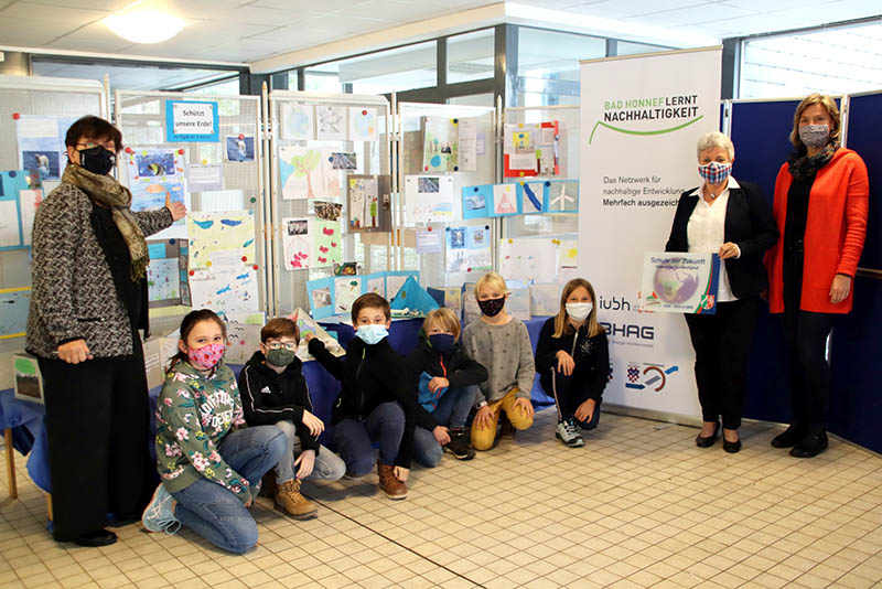 Umweltausstellung der Theodor-Weinz-Grundschule in Aegidienberg