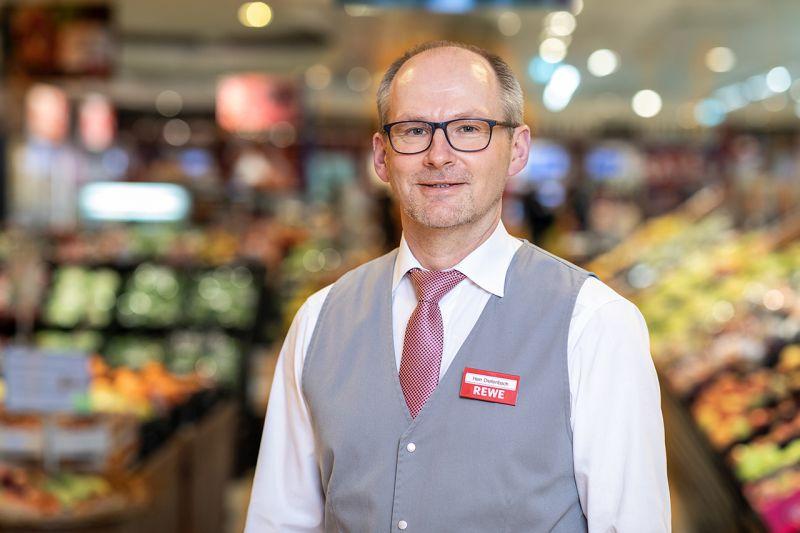 """Marktmanager Thomas Diefenbach gewinnt bei """"Supermarkt Stars 2019"""""""