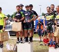 Die MANNschaft beim 24-Stunden-Rennen in Diez