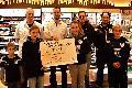 SV Rengsdorf erhält Spende vom Drogeriemarkt aus Rengsdorf