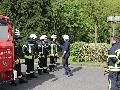 25 neue Feuerwehrleute starteten in die Grundausbildung