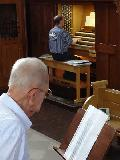 Kirchenlieder-Wunschkonzert gefiel den Senioren