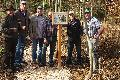 AG Naturschutz Dürrholz hat neuen Weg angelegt