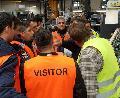 Jobcenter-Beirat informiert sich �ber Fl�chtlingsqualifizierung