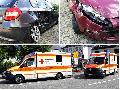 Zwei Verletzte bei Verkehrsunfall in Altenkirchen