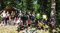 Mountain-Bike-Extrem-Tour 2019 – heiß und staubig