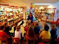 Stadtbücherei beliebt bei jungen Leseratten