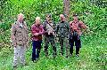 Überraschende Begegnungen im Landschaftsschutzgebiet