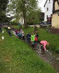 Grundschüler aus Dierdorf genossen einen besonderen Unterricht