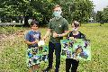 Realschule plus Puderbach spendet 53 neue Bäume