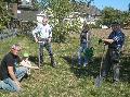 Tag des Baumes auch bei der Hämmscher CDU