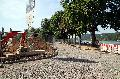 Insel Grafenwerth: Wege zeitweise nur eingeschränkt nutzbar