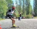 Heimische Rollski-Fahrer auf Erfolgskurs