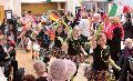 Blocker Senioren feiern mit Wildecker Herzbuben im Bürgerhaus