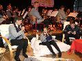 Musikverein Brunken entf�hrte in die Welt der Filmmusik