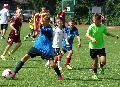 Fu�ball-Ferien-Camp des Fu�ballkreises Westerwald/Sieg