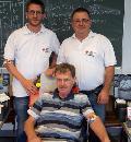 150 Mal Blut gespendet: Dank an Werner Schuhen aus Kausen