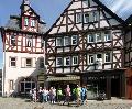 Westerwaldverein Bad Marienberg im historischen Dillenburg
