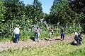VdK Ortsverband sät im Bürgerpark Unkel die erste Insektenwiese ein