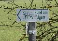 Rundwanderweg um Elgert - abwechslungsreich und angenehm