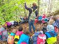 Walderlebnistage f�r Oberlahrer Kinder