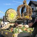 Gro�er Jubil�umsfestzug am 1. Oktober in Friesenhagen