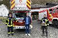 Osterhasen für Feuerwehr und DRK Waldbreitbach