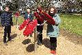 Unkel bietet Playfit-Bewegungsparcours im Ilse-Bagel-Park