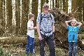Mit Förster Rainer Kuhl rund um den Wilden Stein