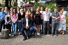 13 neue Bäcker-Junggesellen im Westerwald