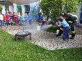 """Berufsfeuerwehr Bonn in der Kita """"Die Phantastischen Vier"""""""