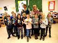 Klasse 2000 bringt Bewegung in Grundschule Atzelgift-Streithausen