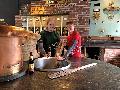 Girls' Day in der Westerwald-Brauerei in Hachenburg