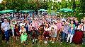 Festbier-Anstich mit vielen hundert Clubbern im Hopfengarten
