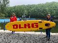 Ein Board für die Rettungsschwimmer von Hamm