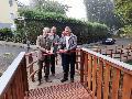 Linz: Hammerbachbrücke wurde saniert