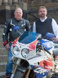 Erstmals Motorrad- und Biker-Segnung in Kirchen