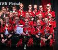 Erfolgreiches Wochenende für Tanz-Sport-Club Nentershausen