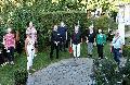 Ausstellung im Hausgarten: Ein Garten voller Kunst und Musik