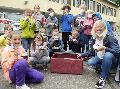 Hilgert: Zum Start in die Ferien eine ganze Schule zum Eis eingeladen