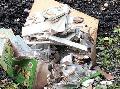 Illegal Bauschutt in Katzwinkel entsorgt