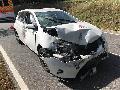 Auto eines Jägers verursachte selbständig Unfall